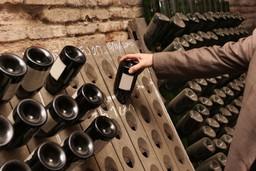 Ancient wine cellar in Georgia, Europe