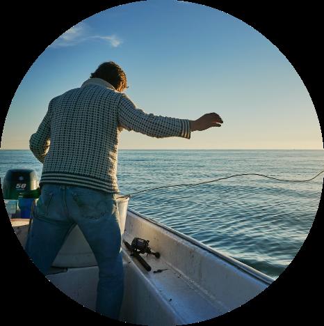 Norway fisherman