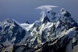 Mountains of Georgia, Europe