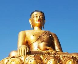 The Buddha Dordenma statue