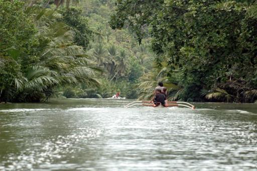 Abatan River, Philippines