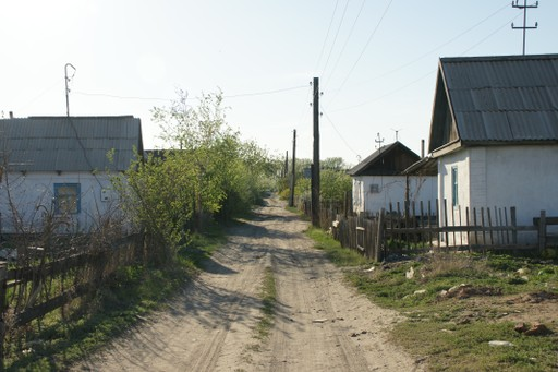 Semipalatinsk Kazakhstan deserted nuclear town