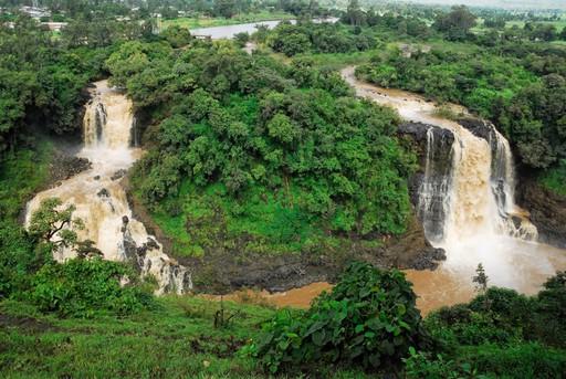 Blue Nile Source Ethiopia
