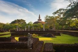 Polonnaruwa temple complex, Sri Lanka