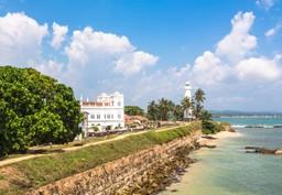 Galle Dutch Fort, Sri Lanka
