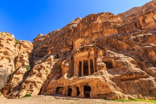 Little Petra, Jordan