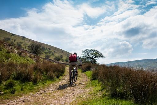 Wales holidays: Mountain biking