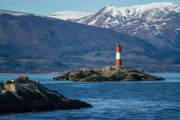 The lighthouse at the end of the world, Ushuaia