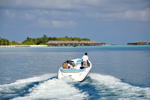 speedboat male atoll