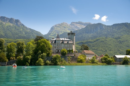 France holidays: Lake Annecy